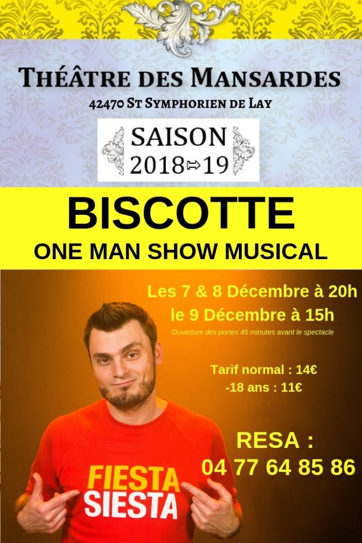 Affiche BISCOTTE